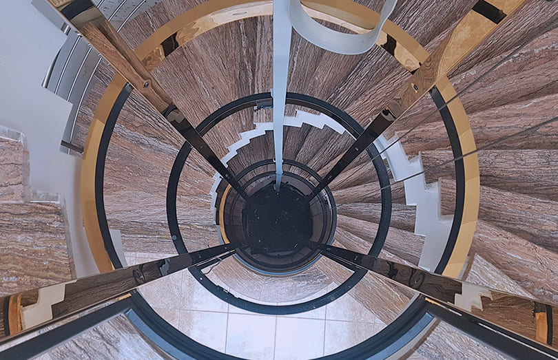 oval asansör sistemleri